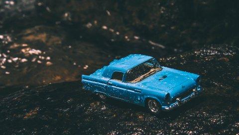Автомобиль, модель, игрушка, ретро, ??влажность