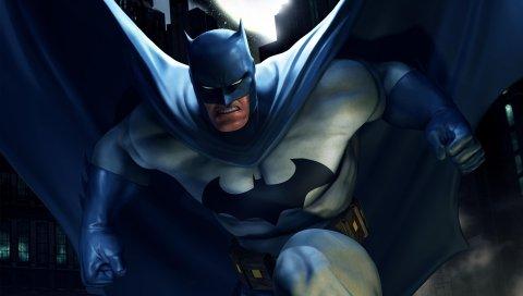 Бэтмен, супергерой, DC комиксы