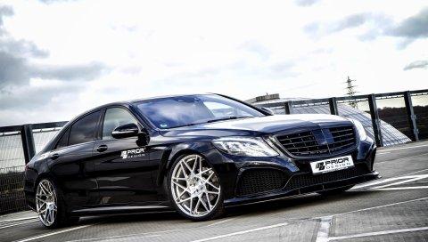 Mercedes-benz, 2014, w222, s-class
