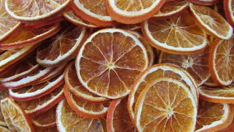 Апельсин, сухофрукты, закуски, украшения, рождество