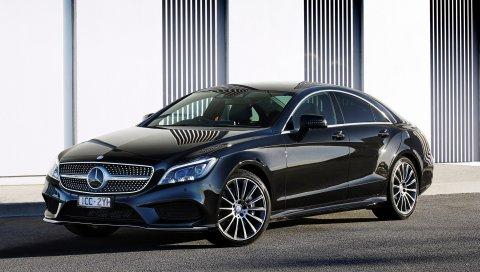 Mercedes-benz, au-spec, amg, cls 500, спортивный пакет