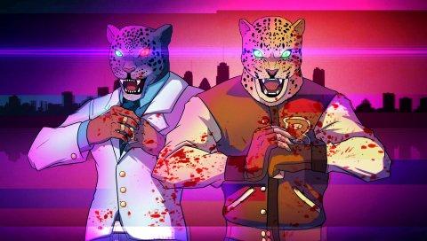 Tekken, горячая линия майами, королевский доспех