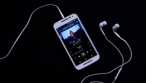 Samsung, наушники, смартфон