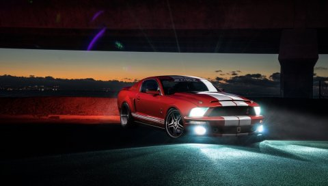 Ford mustang, shelby, gt500