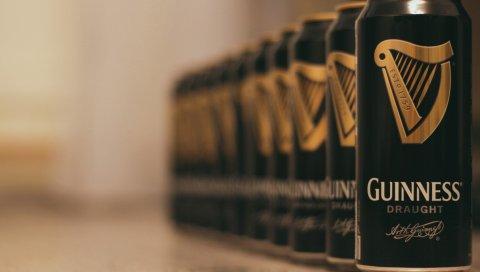 Guinness, пиво, алкоголь, бренд