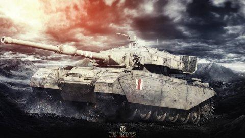 Мир танков, centurion mk 7 1, wargaming