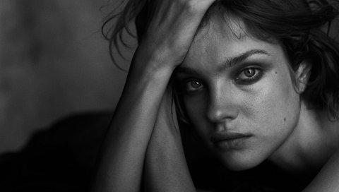 Наталья Водянова, актриса, портрет, девушка, м.т.