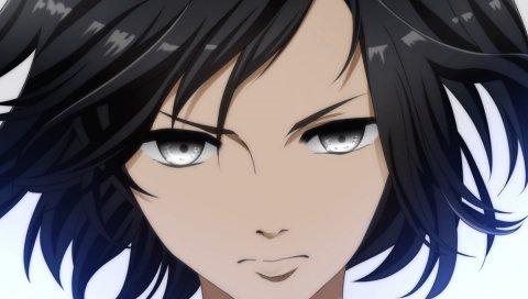Mikasa ackerman, shingeki no kyojin, атака на титане
