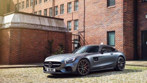 Mercedes amg gt c, edition 1, uk-spec