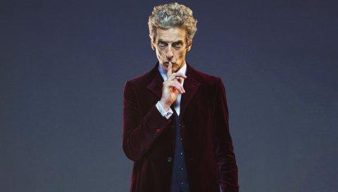 Доктор, который, двенадцатый доктор, peter capaldi