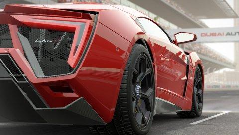Проектные автомобили, гипермаркет ликанов, гиперспорт