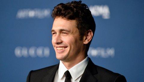 James franco, актер, голливуд, лицо, улыбка