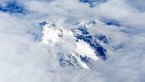 горы, облака, небо,Столешницы