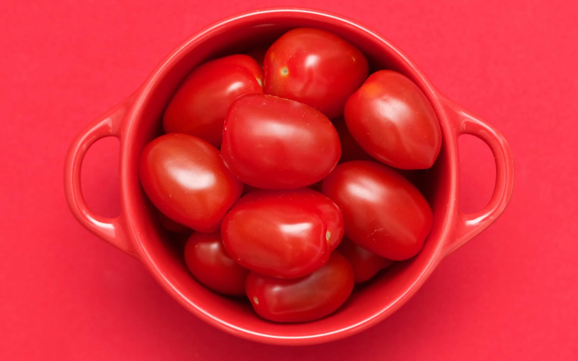 Картинки Помидоры, помидоры, блюда фото и обои на рабочий стол
