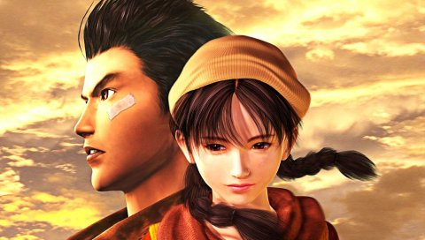 Shenmue 3, ryo hazuki, искусство, персонажи