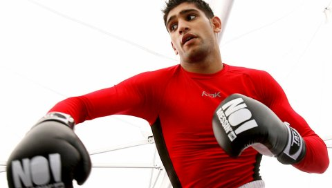 Амир хан, боксер, чемпион, wba, wba