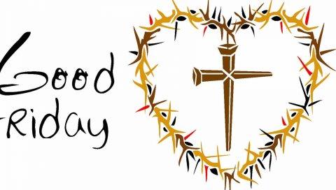 Хорошая пятница 2015, святой четверг, крест, Иисус