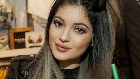 Kylie jenner, голливуд, знаменитость, 2015 год