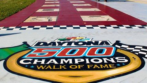 Daytona 500, международный спидометр Daytona, 2015, гоночный, Daytona Beach, Флорида
