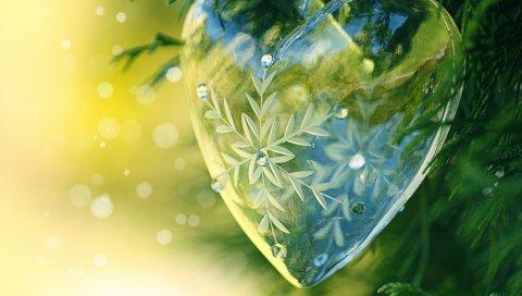 Сердце, стекло, любовь