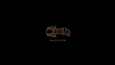 полувыведение 2, гравитация пушка, искусство, логотип