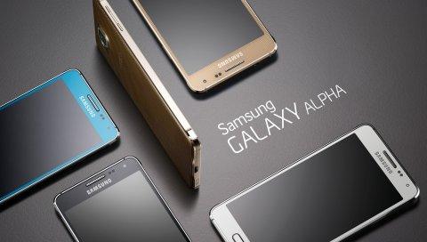 Samsung, samsung galaxy, samsung galaxy alpha, смартфон