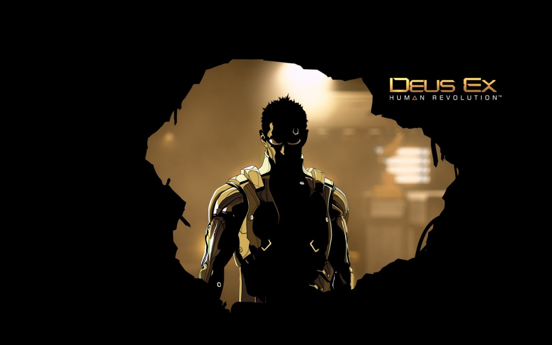 Картинки Deus ex human revolution, deus ex, cyborg, adam jensen, eidos interactive, square enix фото и обои на рабочий стол