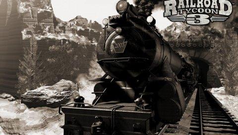 Железнодорожный магнат 3, железнодорожный магнат, искусство, игра