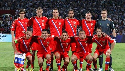 Сборная России по футболу, 2013, сборная России, футбол