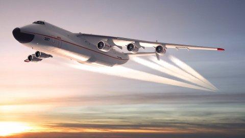 АНТОНОВА Ан-225 Мрия, стратегический транспортный самолет, советский союз, Украина