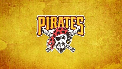 Пиратские пираты, бейсбольный клуб, установлены