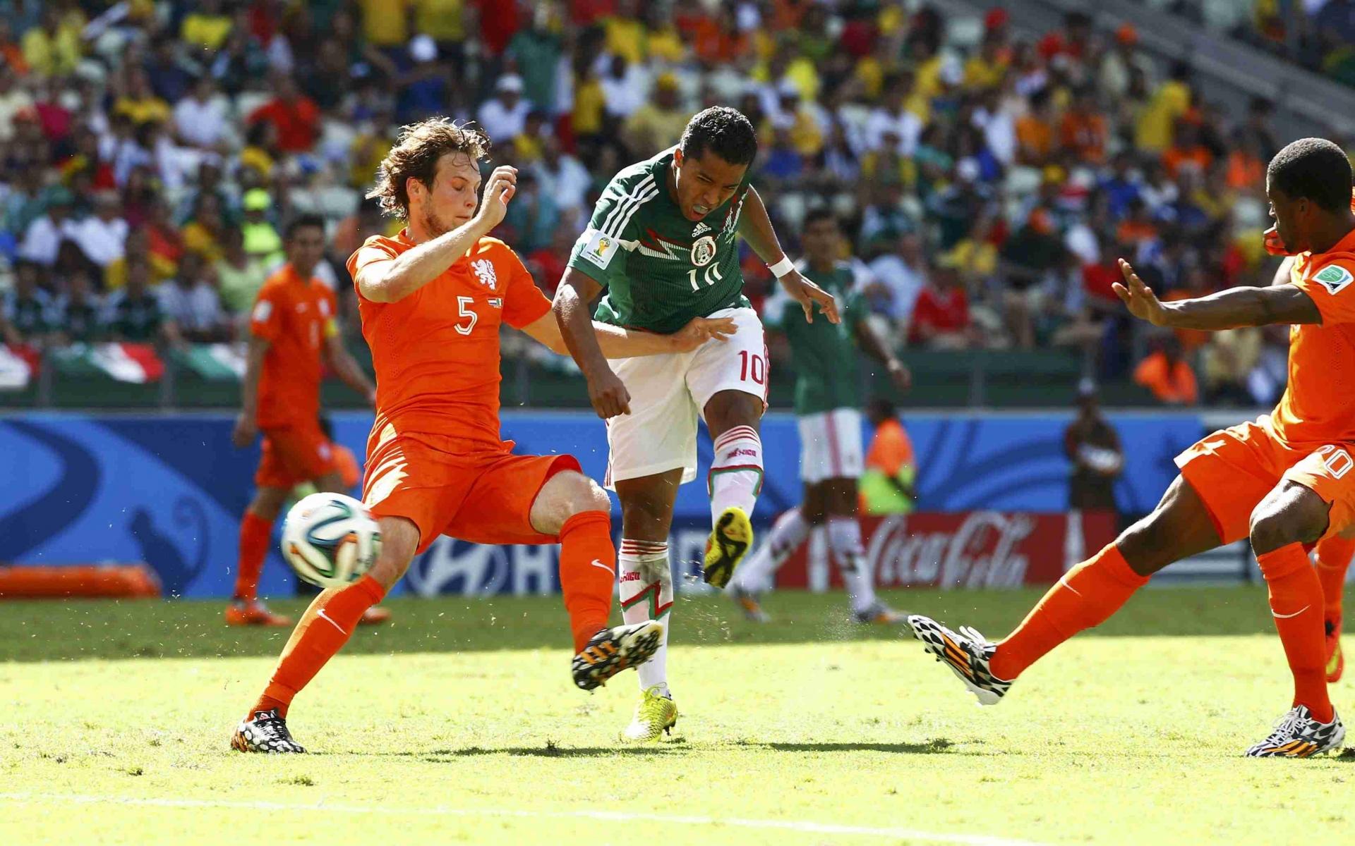 Картинки Аргентина, против, нидерланды, чемпионат мира по футболу 2014 года, футбол фото и обои на рабочий стол