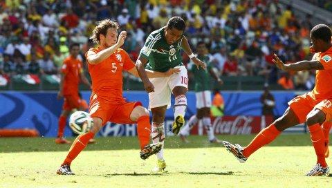 Аргентина, против, нидерланды, чемпионат мира по футболу 2014 года, футбол