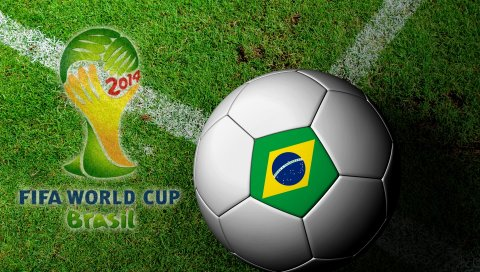 Бразильской, фифа, Кубок мира, 2014, футбол, мяч