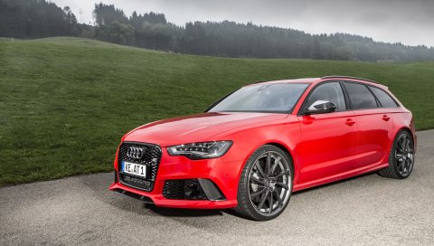 Audi, rs6, abt, wagon, 2013