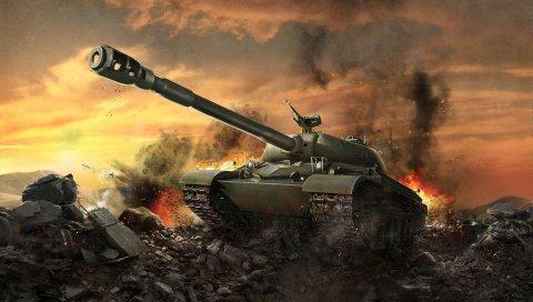 Мир танков, wargaming net, wot, wz-111, тяжелый танк, фарфор, китайский тяжелый танк, wg