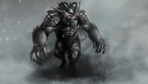 Ulfsaar, dota 2, ursa warrior