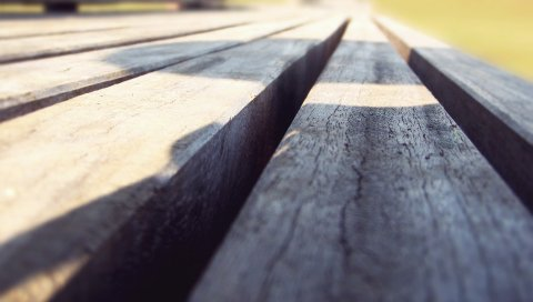 Деревянный пол, доски, свет, тень