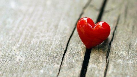 Сердце, поверхность, любовь