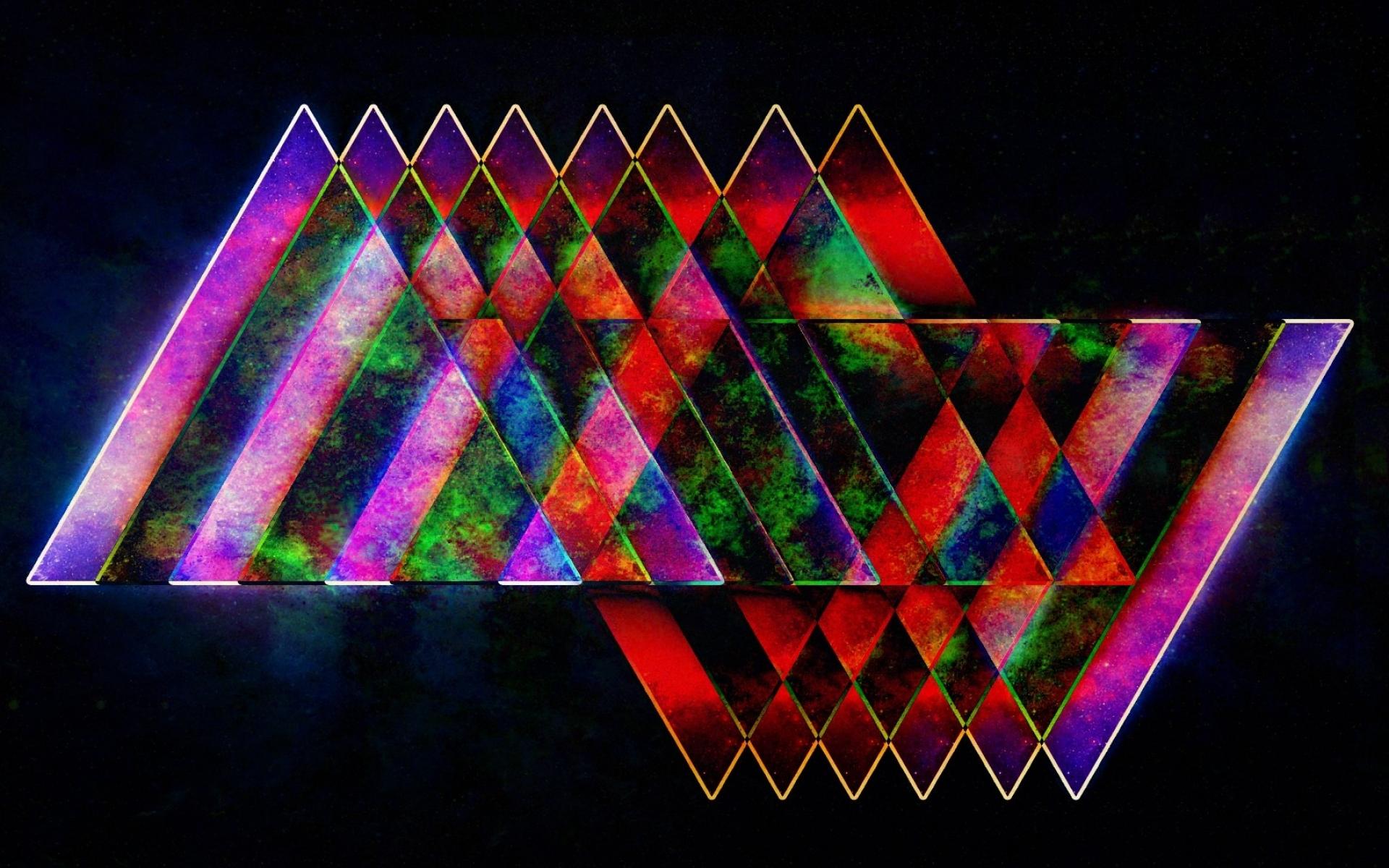 Картинки формы, фон, яркое, разноцветное фото и обои на рабочий стол