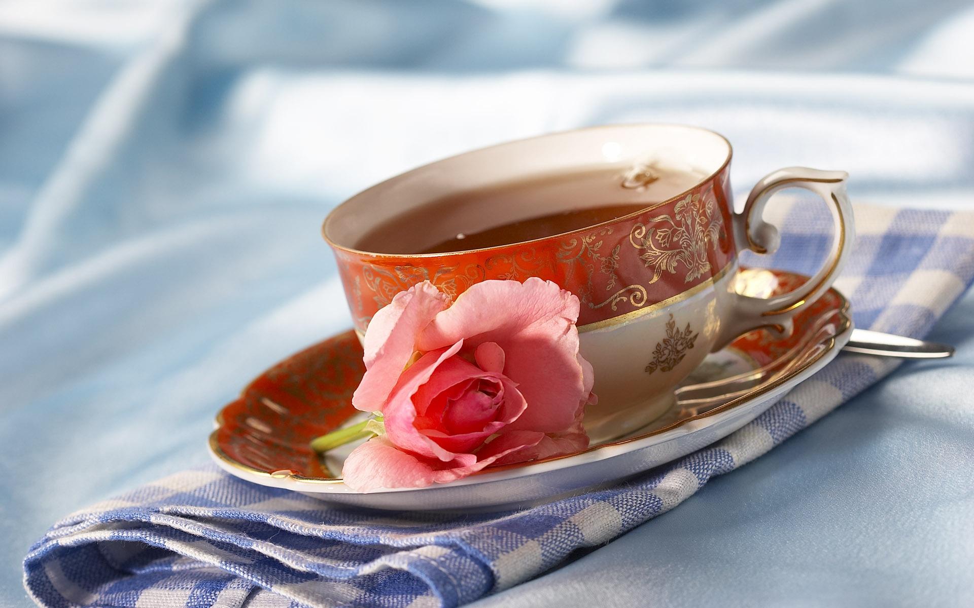 двухстороннее осветительное красивые открытки чаепития фоне