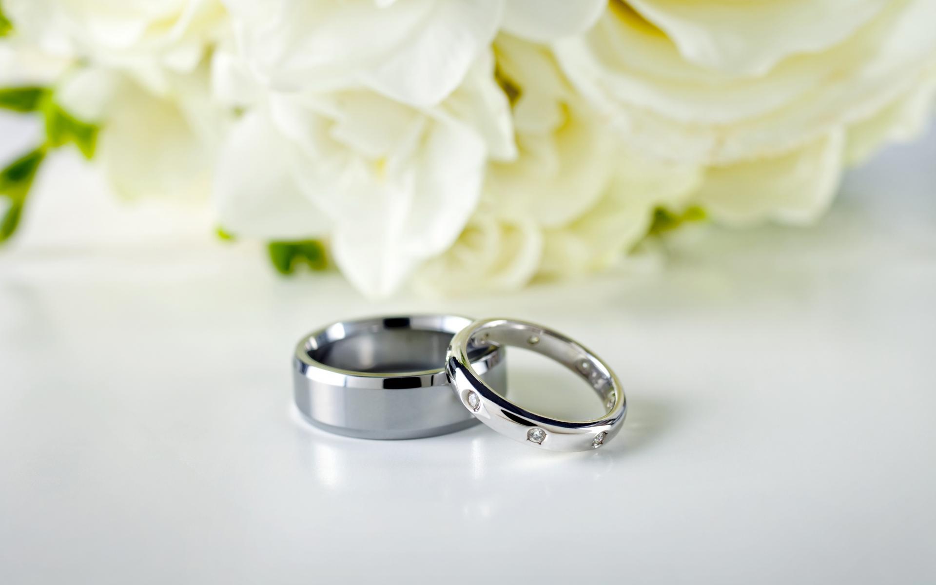 обручальные изысканные кольца  № 631723 загрузить