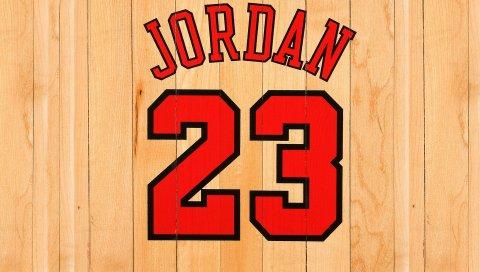 майкл Джордан, Чикаго Буллз, номер, имя, НБА, баскетбол, доски