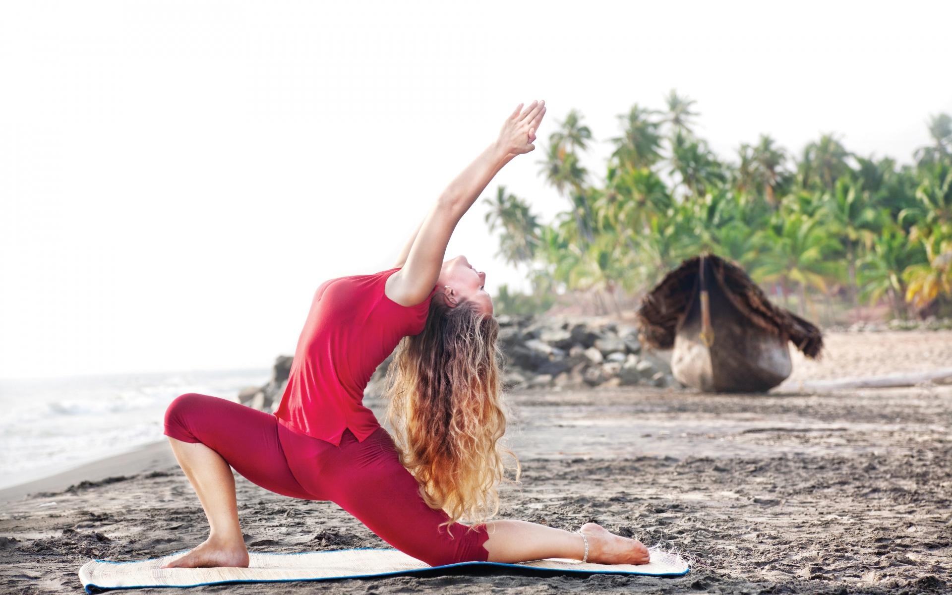 Обои картинки йоги на рабочий стол