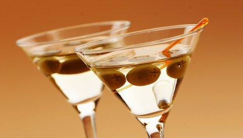 мартини, крем фон, пить