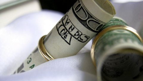 Макро, деньги, доллары, кольца