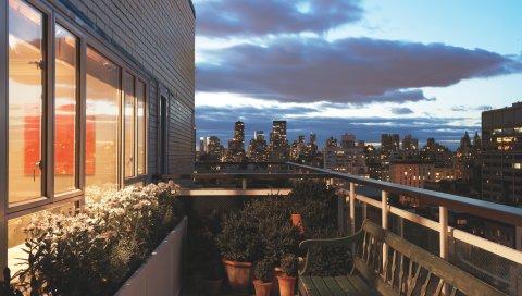интерьер, дизайн, стиль, мегаполис, городская квартира, жилая площадь, балкон