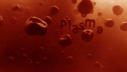 Искусство, кровь, плазма