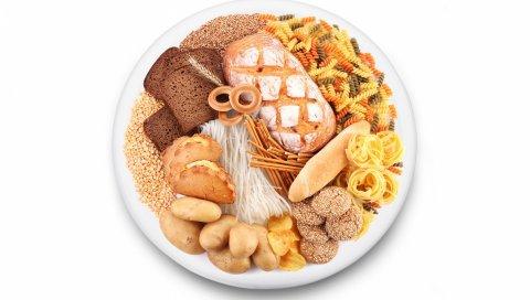 пластины, funchoza, хлеб, выпечка, макаронные изделия, дрова, зерно, глыбы, коричневый хлеб