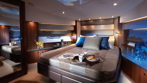 кровать, стильные, современные , интерьер